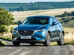 Was ist ein Mazda CX3 Test und Vergleich?