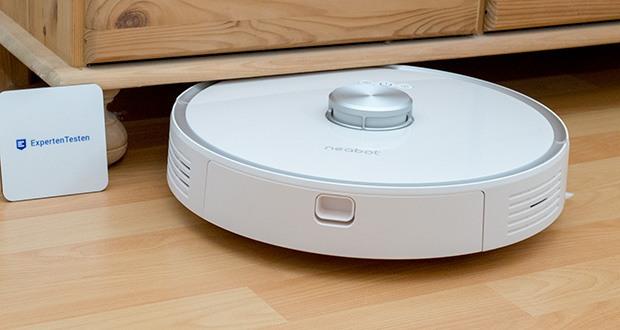 Neabot NoMo Staubsaugerroboter im Test - ermöglicht es den Benutzern, die Reinigung eines bestimmten Raumes zu verschiedenen Zeiten und an verschiedenen Terminen zu planen, was eine wirklich bequeme und mühelose Reinigung zu Hause ermöglicht