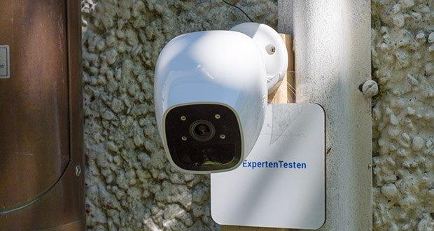 Vacos Akku WLAN Security Kamera im Test - mit Alexa steuerbar