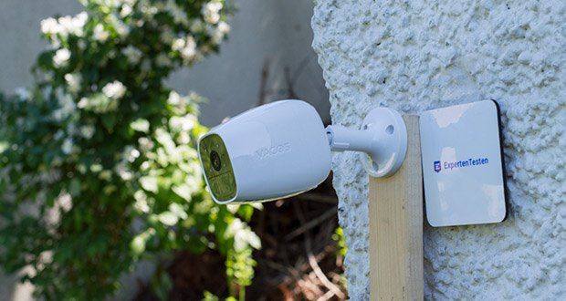 Vacos Akku WLAN Security Kamera im Test - ausgestattet mit dem fortschrittlichen CMOS-Bildsensor von Sony
