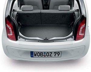 Austattung des VW e-up im Test und Vergleich
