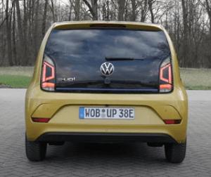 Erfahrungen aus einem VW e-up Test und Vergleich
