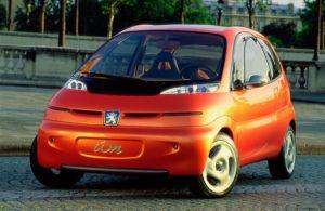 Welche Höchstgeschwindigkeit erreicht der Peugeot iOn im Test?