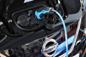 Vergleich 1: Nissan Leaf 24 kWh Visia mit Batterie im Test