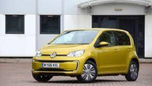 Sicherheit des VW e-up im Test und Vergleich