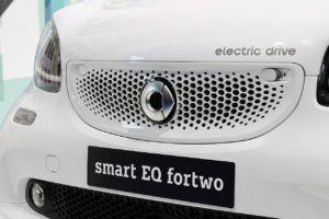Folgende Eigenschaften sind in einem Smart EQ forfour Test wichtig