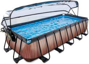 Was ist ein Pool mit Dach Test und Vergleich?