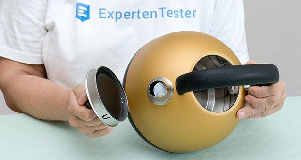 STEPLER Retro-Design Wasserkocher im Test - vollständig BPA-frei
