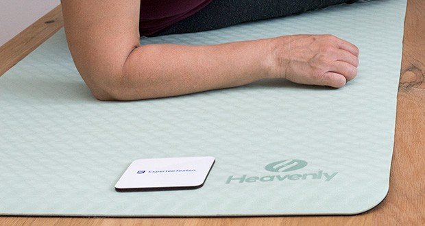 Heavenly Yogamatte Gymnastikmatte im Test - perfekt für den Sport Zuhause, Outdoor oder im Sportstudio