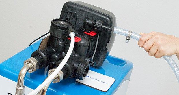 LFS CLEANTEC Wasserenthärter IWKC 1000 im Test - Empfohlener max. Durchfluss: 1,4 m³/h