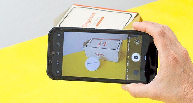 Gigaset Outdoor Smartphone GX290 im Test - die 13 MP + 2 MP Dual Kamera mit ArcSoft Optimierung hält Erlebnisse in bester Qualität fest; 8 MP Selfie-Kamera