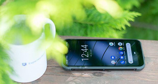 Gigaset Outdoor Smartphone GX290 im Test - das Smartphone für Outdoor Aktivitäten
