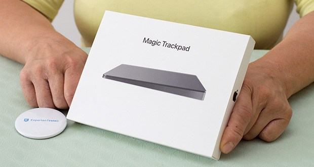 Apple Magic Trackpad 2 im Test - bringt Force Touch zum ersten Mal auf den Schreibtisch