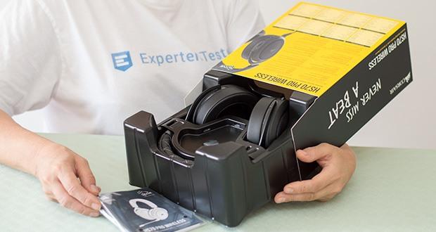 Corsair HS70 Pro Wireless Gaming Headset im Test - leichtgewichtig und langlebig