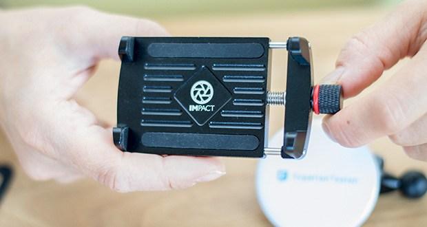 Pro Mount 360 Fahrrad Handyhalterung im Test - das IMPACT Qualitätsversprechen