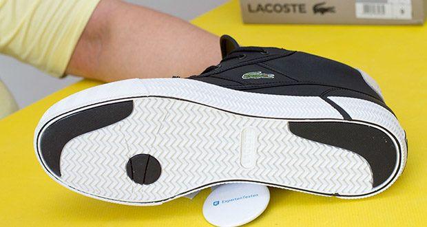 Lacoste Herren-Chukka Boots Gripshot im Test - Außensohle aus Gummi