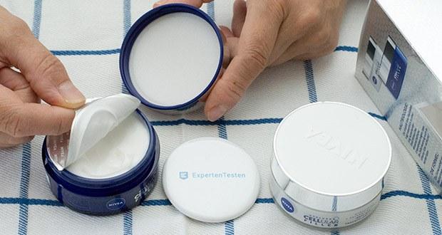 NIVEA Hyaluron Cellular Filler Anti-Age Tag & Nacht Set im Test - regt die Hautregeneration an und verbessert die Zellerneuerung