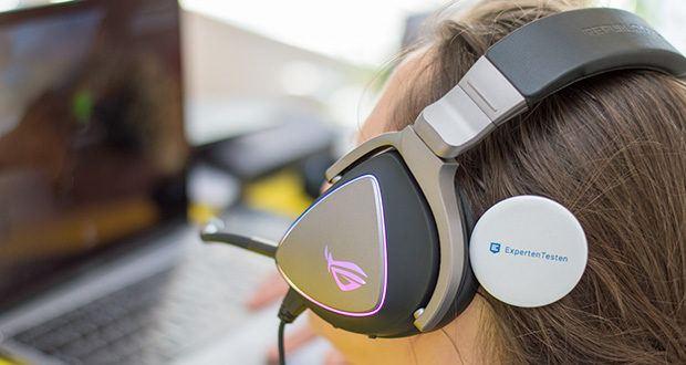 ASUS ROG Delta Gaming Headset im Test - RGB-Gaming-Headset mit hochauflösendem ESS-Quad-DAC