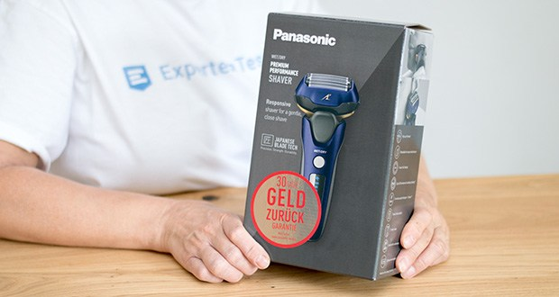 Panasonic ES-LV67-A803 Nass/Trocken-Rasierer im Test - mit leistungsstarkem Linearmotor