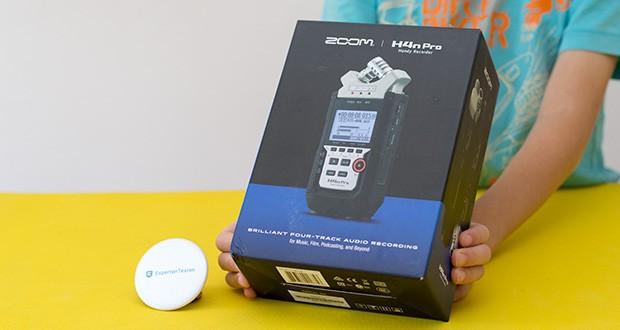 Zoom H4nPro Digital Multitrack Recorder im Test - so fangen Sie jeden Klang vom Formel-1-Rennen bis zum Flügelschlag eines Kolibris in herausragender Authentizität ein