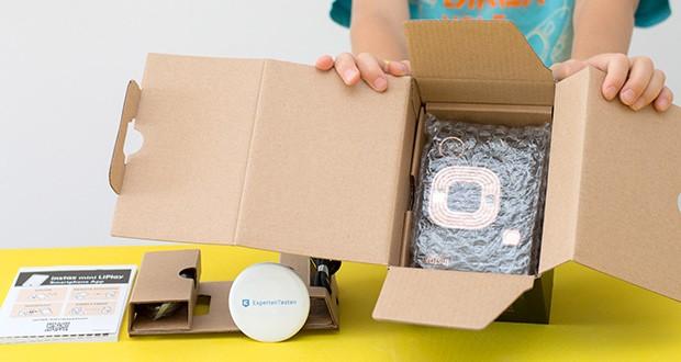 Fujifilm Instax Mini LiPlay Elegant Hybride Sofortbildkamera im Test - Bluetooth Kompatibilität