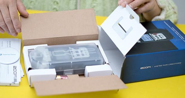 Zoom H4nPro Digital Multitrack Recorder im Test - genialer 4-Spur-Recorder für Musik, Film, Podcasts und mehr