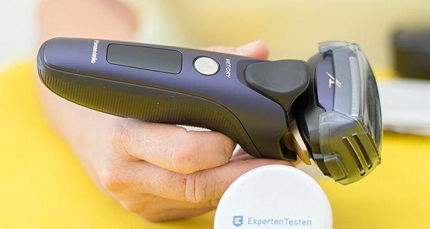 Panasonic ES-LV67-A803 Nass/Trocken-Rasierer im Test - 100 % wasserdicht