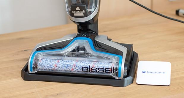 BISSELL 2225N Crosswave Pet Pro 3-in-1 Bodenreiniger im Test - nutzen Sie für optimale Leistung ausschließlich BISSELL Multi Surface oder Wood Floor Reinigungsmittel