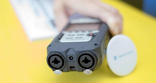 Zoom H4nPro Digital Multitrack Recorder im Test - der H4n Pro wurde nicht einfach verbessert, sondern ist in jeder Hinsicht deutlich überlegen
