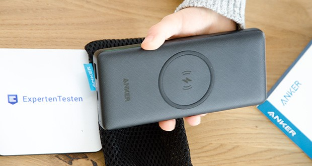 Anker PowerCore III 10K Wireless Powerbank 10000mAh im Test - ist mit eine Kapazität von 10.000mAh ausgerüstet und garantiert unschlagbare Ladeleistungen für deine Geräte unterwegs