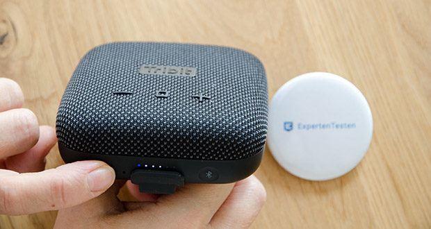 Tribit Stormbox Micro Bluetooth Lautsprecher im Test - umgeben Sie sich mit einem satten, nuancenreichen Klang