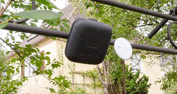 Tribit Stormbox Micro Bluetooth Lautsprecher im Test - IP67 Wasserdicht & Staubdicht; konzipiert für das Abenteuer