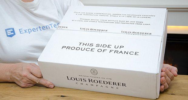 Louis Roederer Champagne Brut Premier im Test - Herkunftsregion: Champagne, Frankreich
