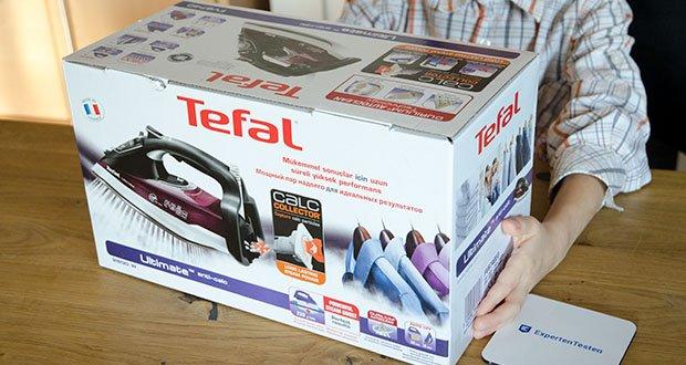 Tefal FV9740 Ultimate Anticalc Dampfbügeleisen im Test - für leistungsstarkes und einfaches Bügeln