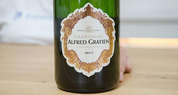 Alfred Gratien Brut Classique Champagner im Test - Herkunftsregion: Frankreich