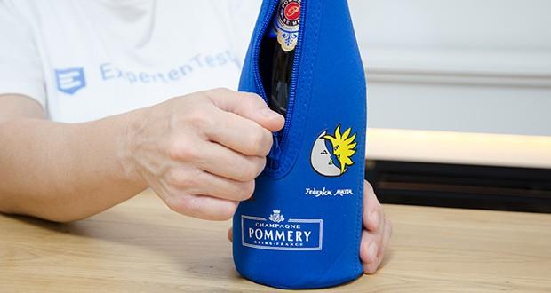 """Pommery Brut Royal Champagner im Test - in IceJacket """"Matta"""""""
