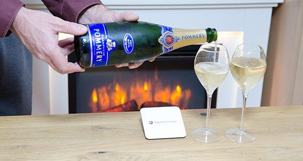 Pommery Brut Royal Champagner im Test - Aroma: Hefezopf, Brioche, fruchtig