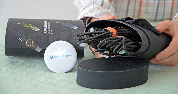 Volutz USB zu Lightning Kabel 5er Pack im Test - beinhaltet sind 5 farbcodierte Ladekabeln in verschiedene Längen (1x 3m, 1x 1.8m, 3x 0.9m)