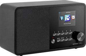 Eigenständige Internetradio-Tuner ohne Lautsprecher müssen mit Aktivlautsprechern oder einem Verstärker verbunden werden. Dies erfolgt meist durch ein Cinch-Kabel.