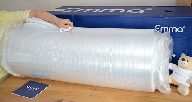 Emma Two Matratze 90x200cm im Test - hochwertige Materialien