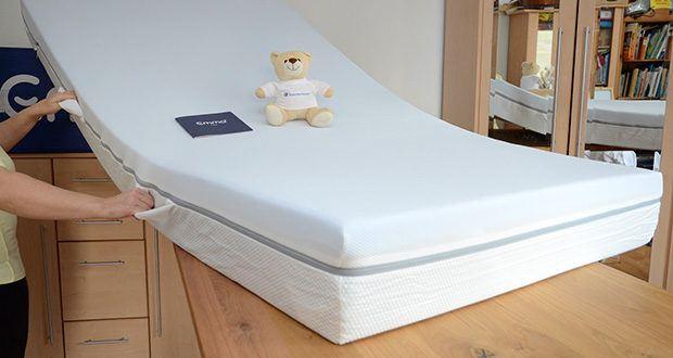 Emma Two Matratze 90x200cm im Test - Komfort durch extradicke Airgocell® Schicht
