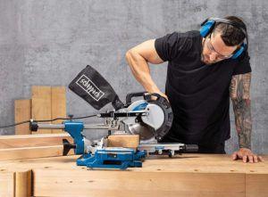 Kapp- und Gehrungssägen sind ein wichtiger Bestandteil in fast jeder Werkstatt.