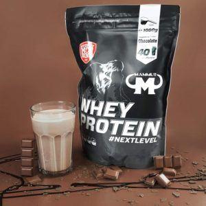 Das Whey Protein kann Sie bei Ihrem Training unterstützen und zum Muskelaufbau eingesetzt werden.