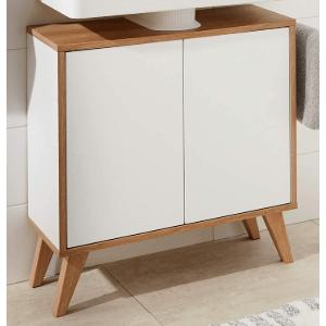 Badmöbel aus Holz im Vergleich