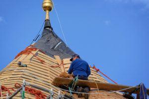 Guter Kostenvoranschlag für Dach neu Decken
