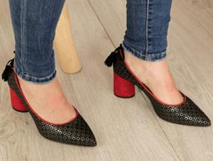 Wichtige Eigenschaften von Lederschuhe für Damen