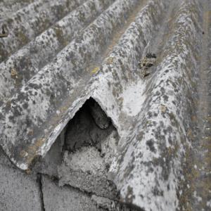 Guter Kostenvoranschlag für Eternitplatten entsorgen