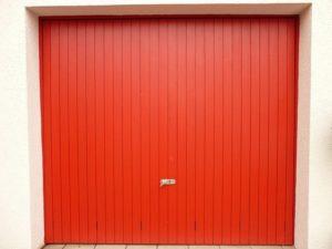 Gutes Angebot für Garagentor mit Einbau