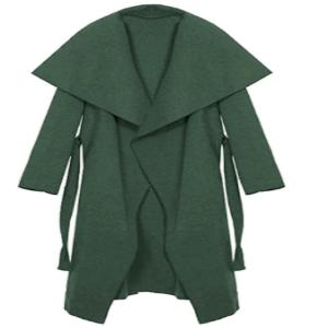 Eigenschaften für Mantel grün