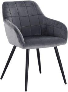 Material von Esszimmer Sesseln im Vergleich